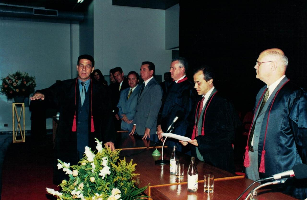 Posse do procurador de Justiça Valdecir Guidini de Morais