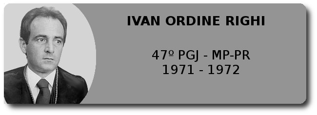 Ivan Ordine Righi - 47º