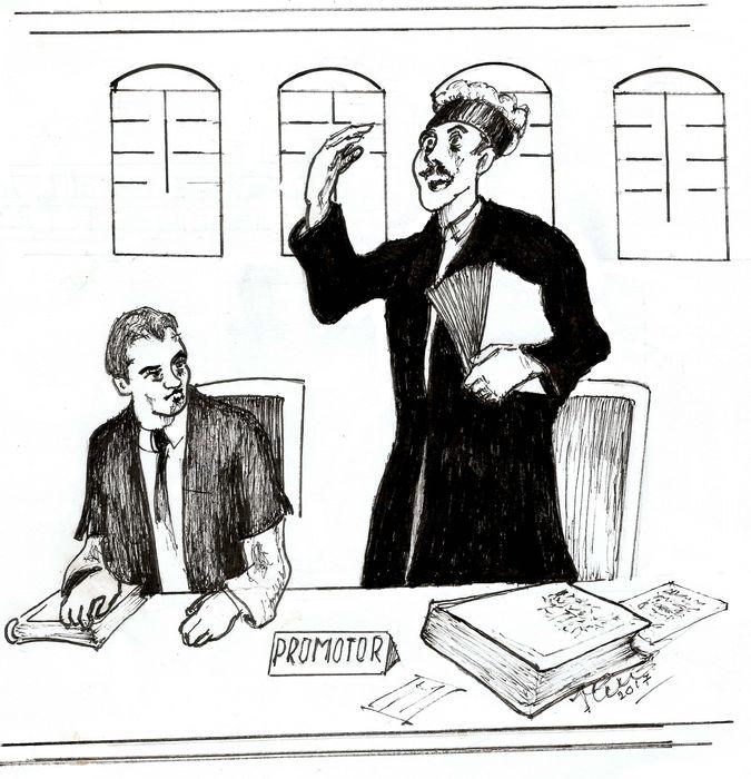 Juiz pode se tornar Promotor?