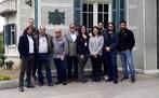 Equipe do Memorial realiza visita mediada ao Museu Paranaense